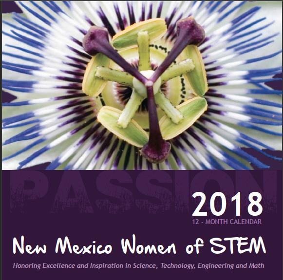Women of STEM Calendar